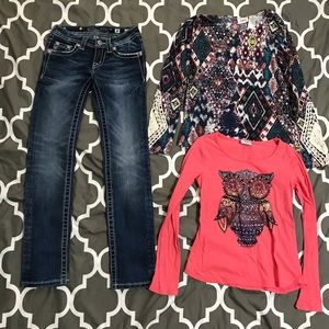 Youth Buckle Clothing